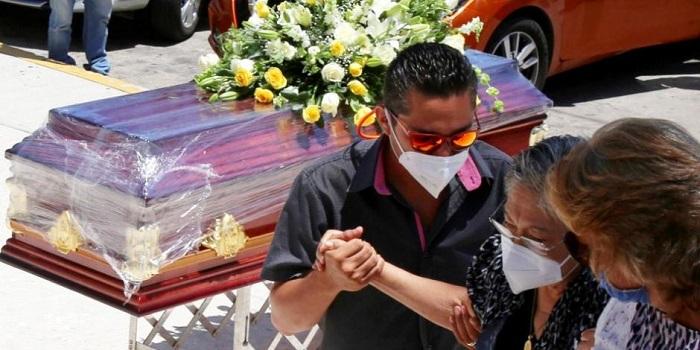 México supera a Francia como el 5to país con más muertes por COVID-19