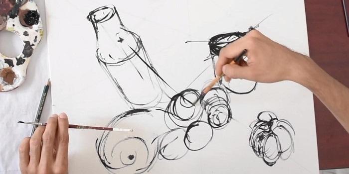 """Seculta presenta una introducción a la práctica pictórica con el video """"Pintura y expresión"""""""