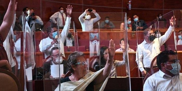 Garantiza Congreso protección a las familias oaxaqueñas