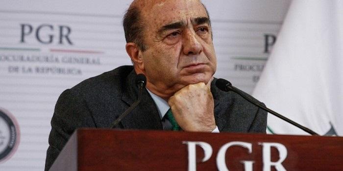 Asigna FGR contratos a empresas de hijos de Murillo Karam: MCCI