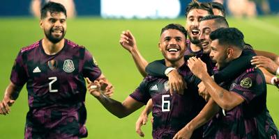 México vence 3-0 a Honduras y avanza a semifinales de la Copa Oro
